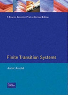 Finite Transition Systems, Paperback Book