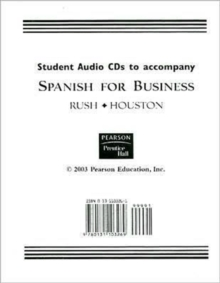Student Audio CDs, CD-Audio Book
