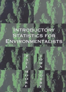 Introductory Statistics for Environmentalists, Paperback Book