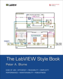 The LabVIEW Style Book, Hardback Book
