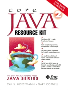 Core Java 2 Resource Kit, Mixed media product Book