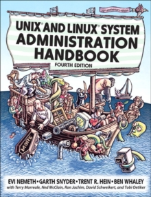 Unix and Linux System Administration Handbook, Paperback Book