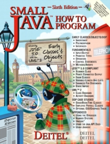 Small Java How to Program, Mixed media product Book
