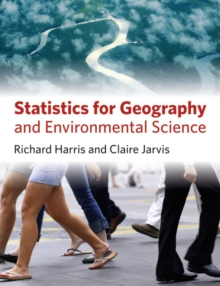 Statistics for Geography and Environmental Science, Paperback / softback Book