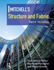 Mitchell's Structure & Fabric Part 2, Paperback Book