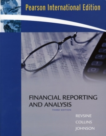 Financial Reporting and Analysis : International Edition, Paperback Book