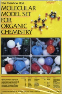 Molecular Model Set for Organic Chemistry : Molecular Model Set, Mixed media product Book