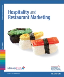 ManageFirst : Hospitality and Restaurant Marketing with Answer Sheet, Paperback Book