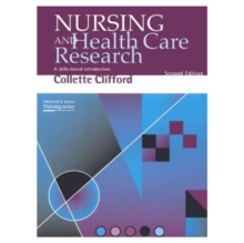 Nursing and Health Care Research, Paperback Book