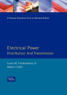 Electrical Power Distribution and Transmission, Paperback Book