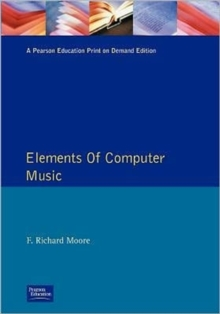 Elements of Computer Music, Paperback Book