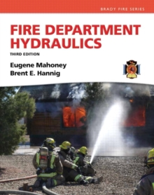 Fire Department Hydraulics, Paperback / softback Book