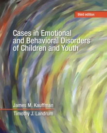 Cases in Emotional and Behavioral Disorders of Children and Youth, Paperback / softback Book