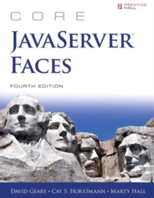 Core JavaServer Faces, Paperback Book