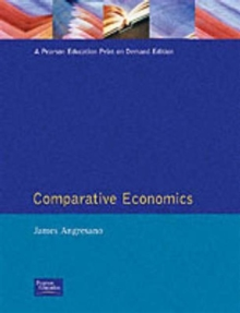Comparative Economics, Paperback Book