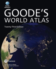 Goode's World Atlas, Paperback / softback Book