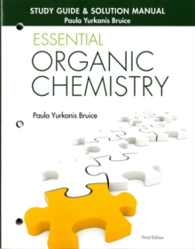 Study Guide & Solution Manual for Essential Organic Chemistry, Paperback / softback Book