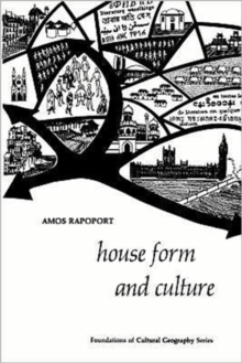 House Form and Culture, Paperback Book