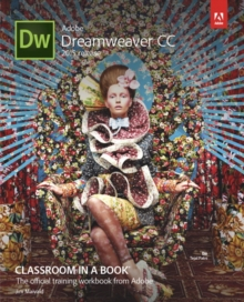Adobe Dreamweaver CC Classroom in a Book (2015 release), Mixed media product Book