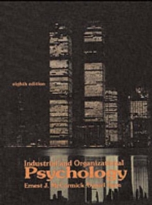 Industrial and Organizational Psychology, Paperback / softback Book