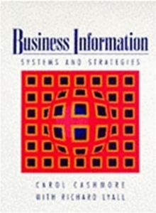 Business Information, Paperback Book