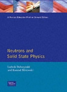 Neutrons Solid State Physics, Paperback Book