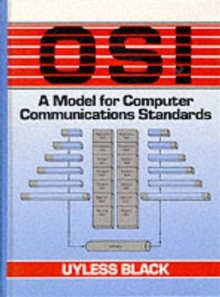 OSI : A Model for Computer Communications Standards, Paperback Book