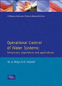 Operational Control Water System, Paperback Book