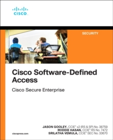 Cisco Software-Defined Access, Paperback / softback Book