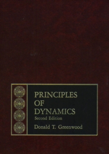 Principles of Dynamics, Paperback Book