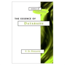 The Essence of Databases, Paperback Book