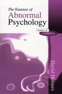 Essence Abnormal Psychology, Paperback Book
