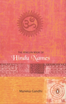 Penguin Book of Hindu Names, Paperback Book