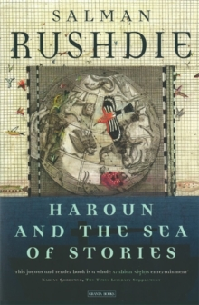 Haroun And The Sea Of Stories, Paperback Book