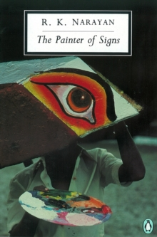 The Painter of Signs, Paperback Book