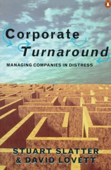Corporate Turnaround, Paperback Book