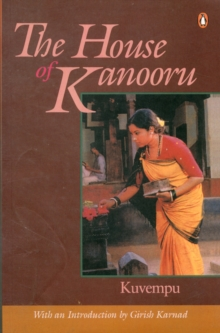 The House of Kanooru, Paperback / softback Book