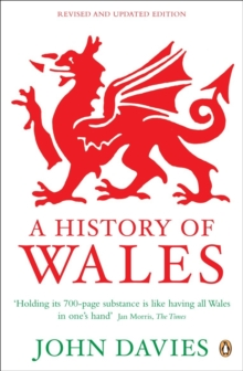 A History of Wales, Paperback / softback Book