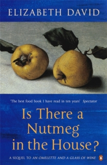 Is There a Nutmeg in the House?, Paperback Book