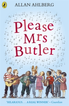 Please Mrs Butler, Paperback Book