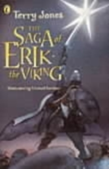 The Saga of Erik the Viking, Paperback Book