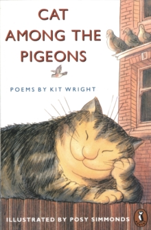 Cat Among the Pigeons : Poems, Paperback Book