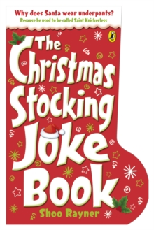 The Christmas Stocking Joke Book, Paperback Book