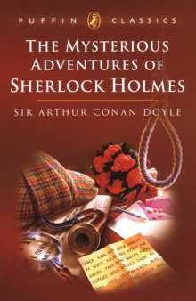 The Mysterious Adventures of Sherlock Holmes, Paperback Book