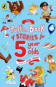 The Puffin Book of Stories for Five-year-olds, Paperback / softback Book