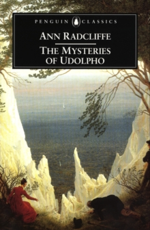 The Mysteries of Udolpho, Paperback Book