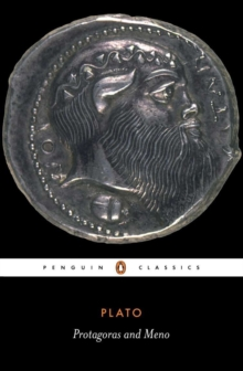 Protagoras and Meno, Paperback Book