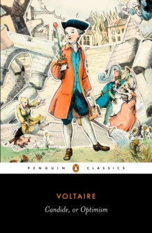 Candide, or Optimism, Paperback / softback Book