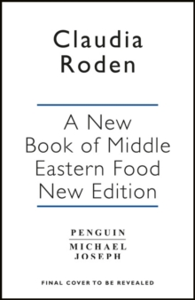 A New Book of Middle Eastern Food, Paperback Book