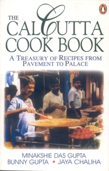 The Calcutta Cookbook, Paperback Book